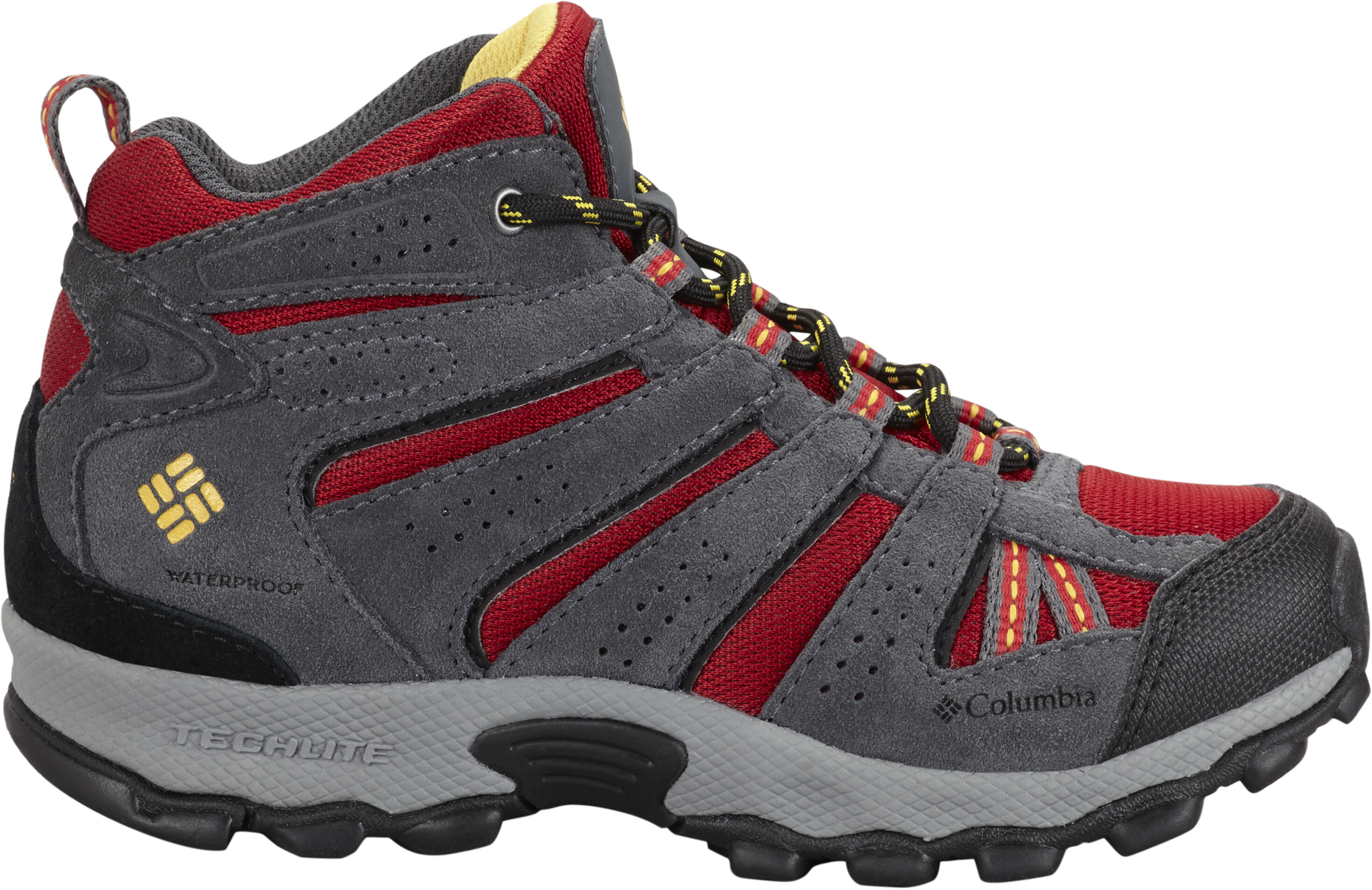 Columbia North Plains Mid Waterproof Lapset kengät  999e0044f2